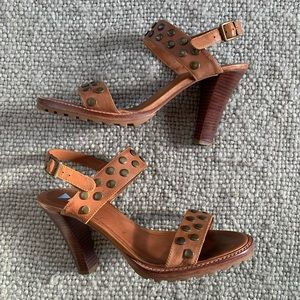 Daniblack Ladies Heel Sandal
